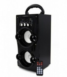 Subwoofer Speaker Karaoke Player with Microphone Input