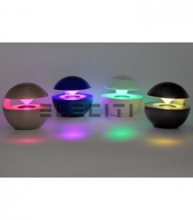 Design Speaker with Touch Control and LED Lights Mod: ELEBT118