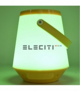 Bluetooth Speaker MP3 Player LED Camping Lamp MOD: ELEBT668