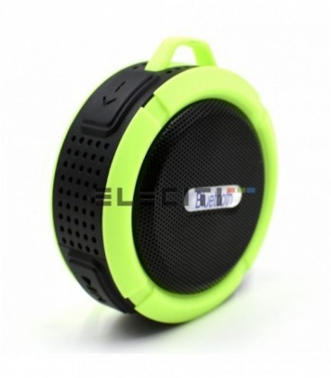 Waterproof speaker for MP3 player Bluetooth waterproof MP3 player with card reader MOD:ELEC6