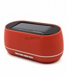 Mini Wireless Bluetooth Speaker with Solar Charge Panel Mod:ELECH380