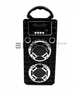 Altavoz subwoofer reproductor MP3 gran sonido HIFI con USB y luces LED Mod:ELEIT106