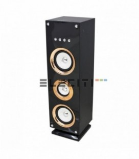 Wireless Bluetooth Speaker Tower with USB Player and FM Radio MOD: ELEKBQ168