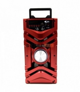 Karaoke Speaker Bluetooth MP3 Player and LED Lights MOD: ELET731