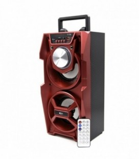 Speaker Bafle Bluetooth MP3 Player with Karaoke and LED Lights MOD:ELET732