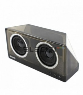 Stereo Wireless Bluetooth Stereo Speaker with HD Sound and LED Lights Mod:ELEX3