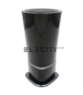 Altavoz Inalámbrico Bluetooth Reproductor de MP3 con USB Radio FM y Luces LED MOD:ELECY18