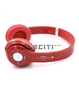 Stereo Bluetooth Headset with FM Radio and MicroSD Reader MOD:ELES460