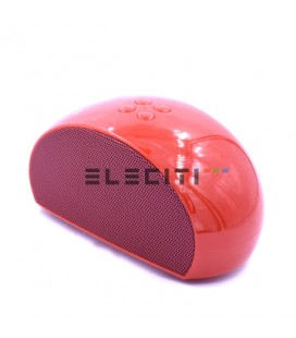 Mini Speaker Bluetooth Wireless Media Player With USB and Card Reader Mod: ELEY40