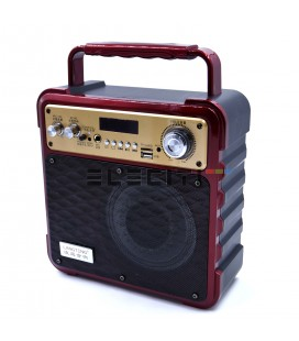Built-in MP3 player with USB speaker and guitar amplifier function ELEA84