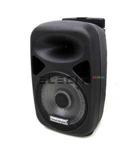 Loudspeaker Karaoke bag and Bluetooth connection USB player with LED lights ELESL08