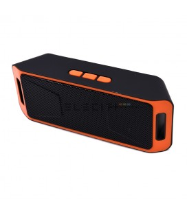 Mini Bluetooth Speaker Bar with FM Radio ELEH988