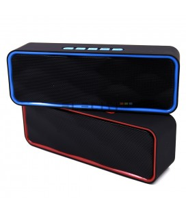 Altavoz mini barra de sonido Bluetooth ELESC211