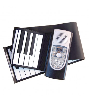 Piano Enrollable de 61 teclas ELES2018