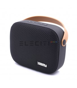 Wireless Speaker Handbag HIFI MP3 Player with USB and Card Reader MOD:ELEPMY550