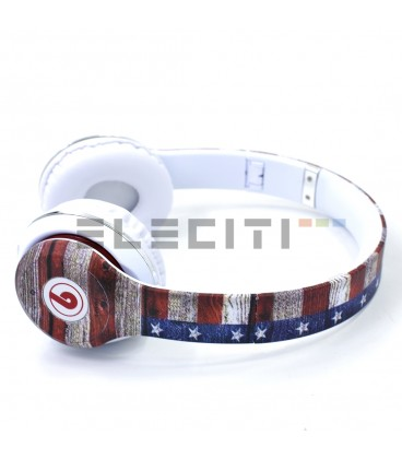 Stereo Bluetooth Headset HIFI with FM Radio ELEDS16