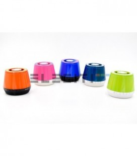 Mini Kubei Wireless Speaker Bluetooth with FM Radio MicroSD Reader Mod: ELE210