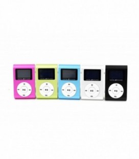 MP3 Player with Screen and FM Mod: ELE8925